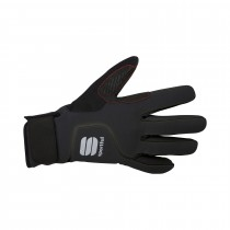 Sportful sotto zero gants de cyclsime noir
