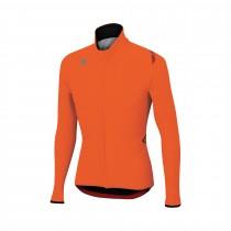 Sportful fiandre light wind veste de cyclisme orange sdr