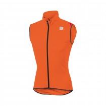 Sportful hot pack 6 gilet coupe-vent orange sdr