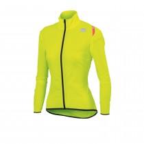 Sportful hot pack 6 w veste coupe-vent femme fluo jaune