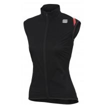 Sportful hot pack 6 w gilet coupe-vent femme noir