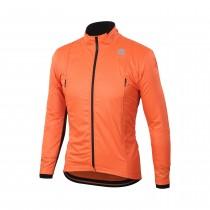 Sportful r&d intensity veste de cyclisme orange sdr