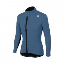 Sportful tempo ws veste de cyclisme bleu stellar noir