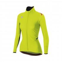 Sportful fiandre light ws w veste de cyclisme femme fluo jaune