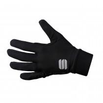 Sportful norain gants de cyclsime noir
