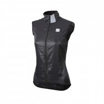 Sportful hot pack easylight gilet coupe vent femme noir