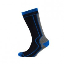 SEALSKINZ Thick Mid Length Sock Black Grey (1111407_004)