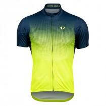 Pearl Izumi Shirt Select LTD Navy/S Yellow Transform