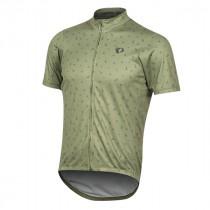 Pearl Izumi select ltd maillot de cyclisme manches courtes willow paisley vert