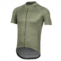 Pearl Izumi elite pursuit graphic maillot de cyclisme manches courtes willow vert forest stripe