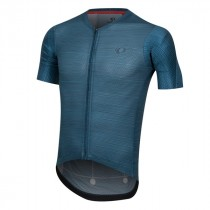 Pearl Izumi pro mesh maillot de cyclisme manches courtes teal vert navy