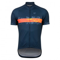 PI Shirt Classic Navy/Fluor Rood Disrupt