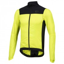 Pearl Izumi pro barrier lite veste coupe-vent screaming jaune