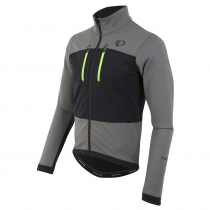 PEARL IZUMI Elite Escape Softshell Jacket Smoked Pearl Black