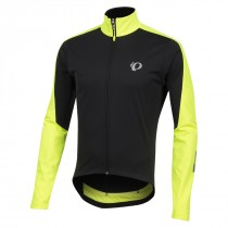Pearl Izumi elite pursuit amfib veste de cyclisme screaming jaune noir