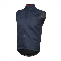Pearl Izumi elite escape barrier gilet coupe-vent navy