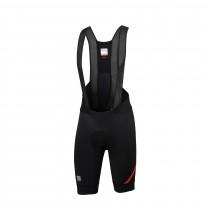 Sportful fiandre pro cuissard de cyclisme court à bretelles noir