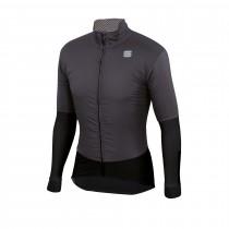 Sportful bodyfit pro medium veste de cyclisme anthracite noir