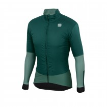 Sportful bodyfit pro veste de cyclisme sea moss dry vert