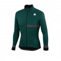 Sportful giara softshell veste de cyclisme sea moss vert