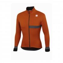 Sportful giara softshell veste de cyclisme siena marron