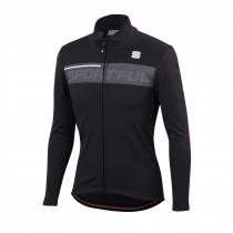 Sportful neo softshell veste de cyclisme noir anthracite