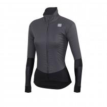 Sportful bodyfit pro veste de cyclisme femme anthracite noir