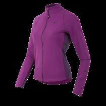 Pearl izumi select escape thermal maillot de cyclisme manches longues femme violet