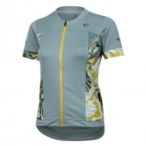 Pearl Izumi elite escape maillot de cyclisme manches courtes femme bleu