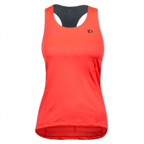 Pearl Izumi Dames Top Symphony Atomic Red/Turbulence
