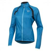 Pearl izumi elite barrier veste de cyclisme femme bleu noir
