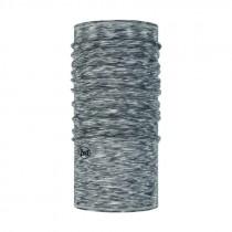 BUFF Lightweight Merino Wool Light Stone Multi Stripes Nekwarmer