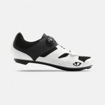 Giro savix chaussures route blanc noir
