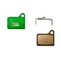 SWISSSTOP Organic Disc Brake Pad 5 SH Deore BR-M555