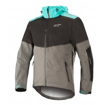 Alpinestars tahoe wp veste de cyclisme noir dark shadow ceramic