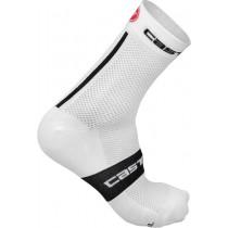 CASTELLI Free 9 Sock White Black