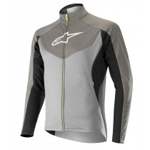 Alpinestars mid layer veste de cyclisme steel gris dark shadow
