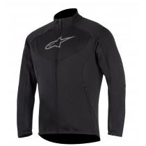 Alpinestars mid layer veste de cyclisme noir