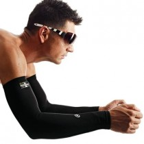 ASSOS Evo 7 Arm Warmer Black