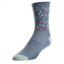 Pearl Izumi elite tall chaussettes de cyclisme femme bliss bleu
