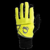 Pearl izumi shine wind mitt gant de cyclisme noir jaune