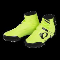 Pearl izumi pro barrier wxb mtb couvre chaussure jaune