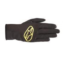 Alpinestars cirrus gant de cyclisme noir acid jaune