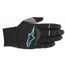 Alpinestars aspen wr pro windstopper gant de cyclisme noir ceramic