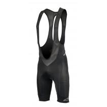 Alpinestars marathon korte fietsbroek met bretels zwart