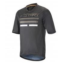 Alpinestars mesa v2 maillot de cyclisme à manches courtes noir