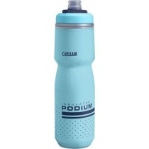 Camelbak podium chill geïsoleerde bidon 700ml lake blauw