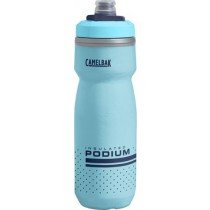Camelbak podium chill geïsoleerde bidon 600ml lake blauw