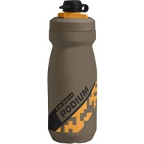 Camelbak podium dirt series bidon 600ml shadow grijs sulphur