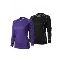 CRAFT Active Lady Shirt LM Multi 2-Pack Black Dynasty